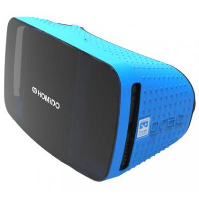 Homido virtual reality bril: Grab - Zwart, Blauw