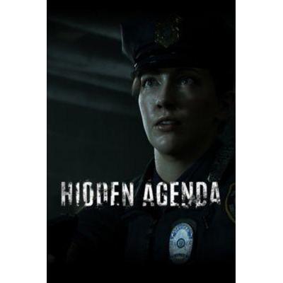 Sony game: Hidden Agenda, PS4