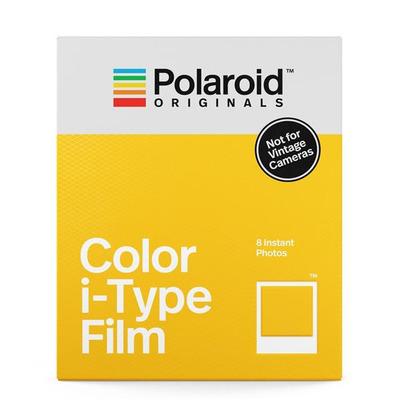 Polaroid Color i-Type Film Foto film