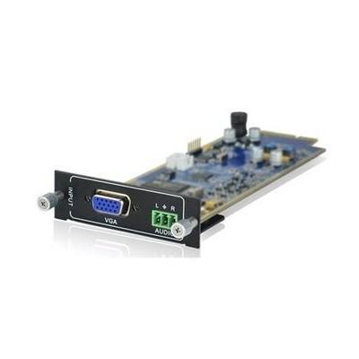 PTN-Electronics Seamless VGA + audio inputkaart Interfaceadapter - Zwart, Blauw, Groen
