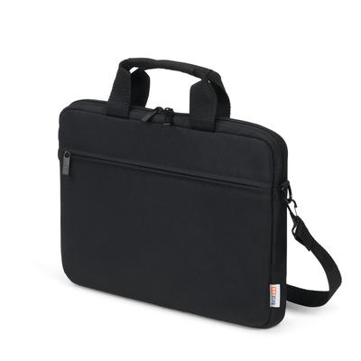 BASE XX 300Dx300D Polyester, 400 x 280 x 40 mm, 14 – 15.6″, Black Laptoptas
