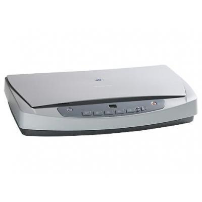 HP scanner: Scanjet 5590P - Grijs