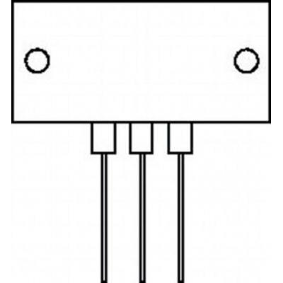 Sanken : SI-P 230 V 17 A 200 W 35 MHz