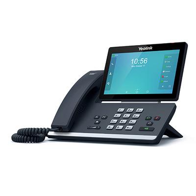 Yealink SIP-T58A IP telefoon - Zwart