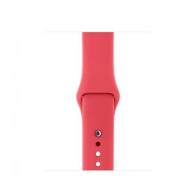 Apple : 38mm Red Raspberry Sport Band – S/M & M/L - Rood