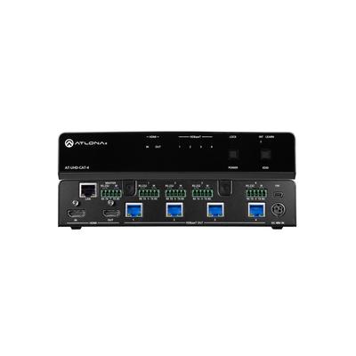 Atlona UHD-CAT-4 Video switch - Zwart