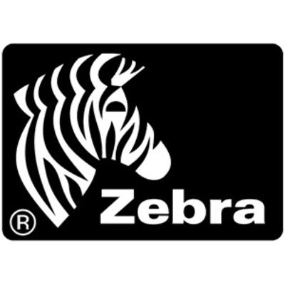 Zebra Z-Perform 1000D Etiket - Wit