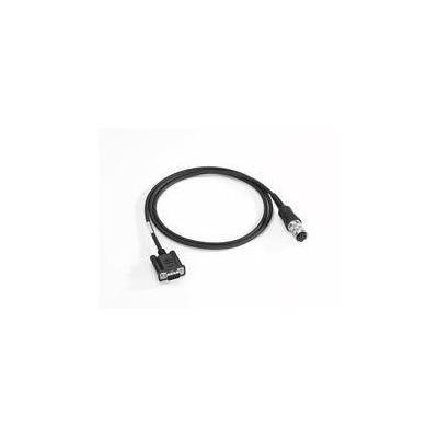 Zebra Rugged -> DB9 Male Cable Seriele kabel - Zwart