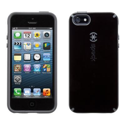 Speck apparatuurtas: iPhone 5 / 5S / SE CandyShell (Black / Slate Grey)