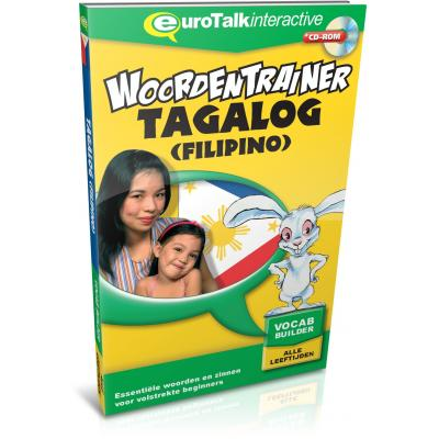 Eurotalk educatieve software: Woordentrainer, Tagalog (Filipijns)