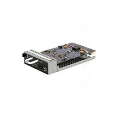 Hewlett packard enterprise digitale & analoge i/o module: MSA500 G2 - Zwart, Grijs