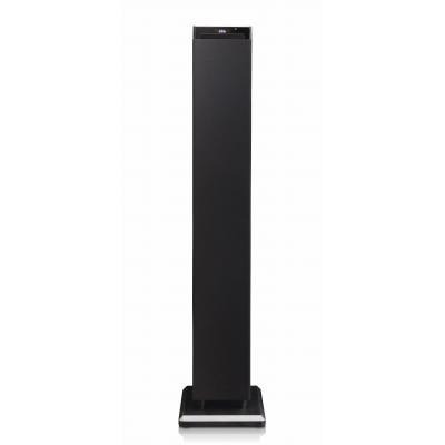 Lenco Speaker: 2.1, 60W, CD, Bluetooth, PPL FM, USB, NFC, RCA - Zwart