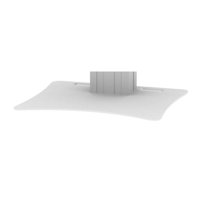 Neomounts by Newstar vloerplaat Muur & plafond bevestigings accessoire - Zilver