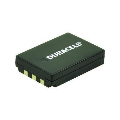 Duracell batterij: Camera Battery 3.7v 1050mAh 3.9Wh - Zwart