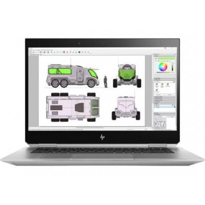 Hp laptop: ZBook x360 G5 - Zilver