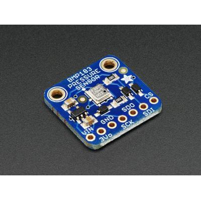 Adafruit : BMP183 barometric pressure/altitude sensor - Blauw