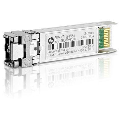 Hewlett Packard Enterprise X132 10G SFP+ LC ER Netwerk tranceiver module