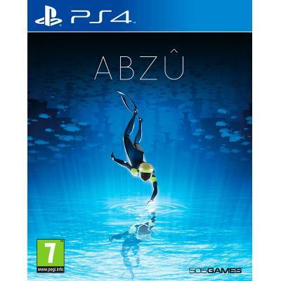 505 games game: ABZU  PS4