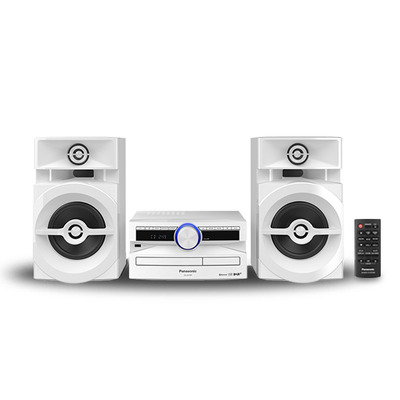 Panasonic SC-Ux104EG Home stereo set - Wit