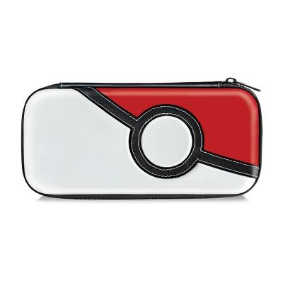 Pdp apparatuurtas: Switch Slim Travel Case - Poke Ball, EU - Rood, Wit