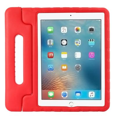 Kidscover iPad 2017-2019, Red, Incl Stylus/Scrnprotec Beschermende verpakkingen