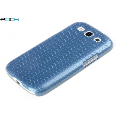 ROCK S3-22984 Mobile phone case - Blauw