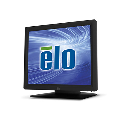 Elo Touch Solution 1717L Touchscreen monitor - Zwart