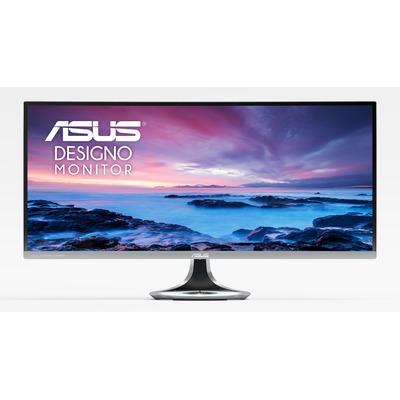 Asus monitor: MX34VQ - Grijs