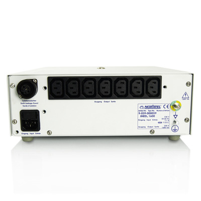 Baaske Medical 2006876 Voltagetransformator - Grijs