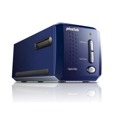 Plustek scanner: OpticFilm 8100 - Blauw