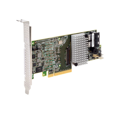 Intel RS3DC080, Single Raid controller