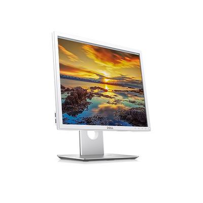 """Dell monitor: 48.26 cm (19"""") IPS LED (1280x1024), 250 cd/m2, 6ms, 1000:1, 16.7M, HDMI, 3x USB, 2.6kg - Wit"""
