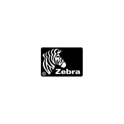 Zebra etikethouder: Roll Holder Behind