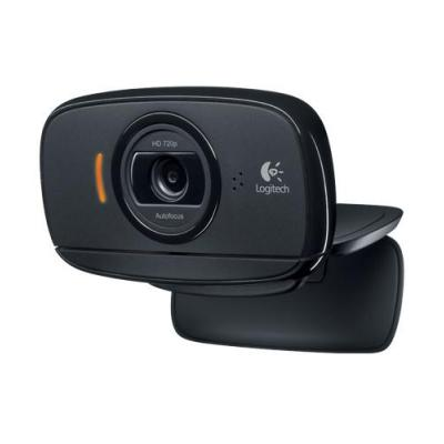 Logitech webcam: 10x de B525 - HD webcam - Zwart