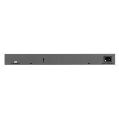 Netgear ProSAFE XS748T - 44 x 10GBASE-T copper ports, 4x SFP+ 1000/10GBASE-X fiber ports, 262.8W max., 47.8 dB, .....