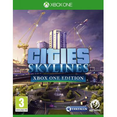 Paradox game: Cities: Skylines (Xbox One Edition)  Xbox One
