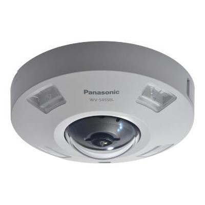 Panasonic WV-S4550L, H.265 H.264 MPEG-4, 2192×2192 at 30FPS, Day/Night + IRC+ IR, f=0.84mm, F2.4 .....