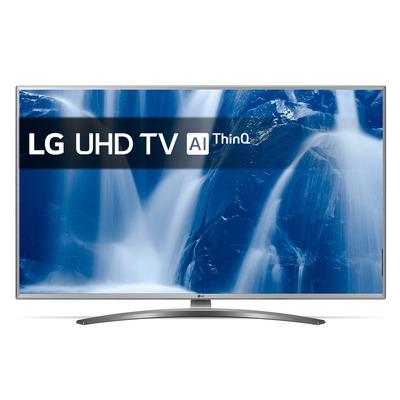 LG 43UM7600PLB Led-tv - Zilver