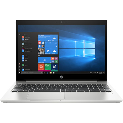 "HP ProBook 455R G6 15,6"" Ryzen 3 4GB RAM 128GB SSD Laptop - Zilver"