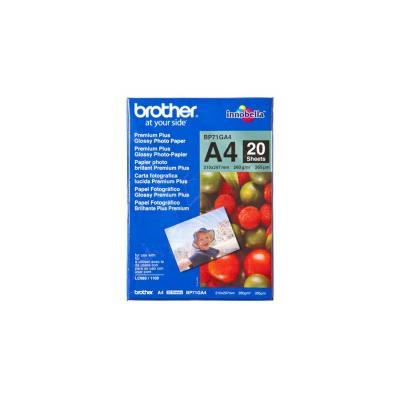 Brother BP71GA4 fotopapier