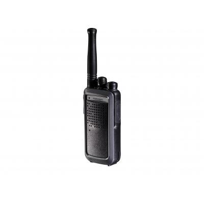 Topcom walkie-talkie: RC-6421 Walkie Talkie - Protalker PT-1116 - Zwart
