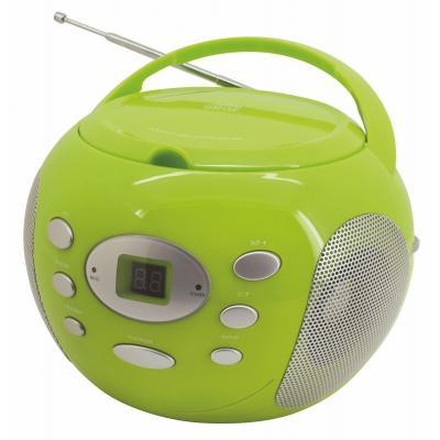 Soundmaster CD-radio: SCD2000 - Groen