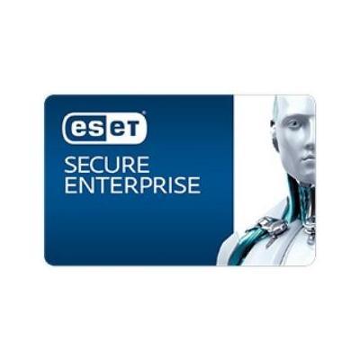 ESET Secure Enterprise Software licentie