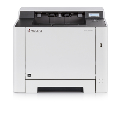 Kyocera laserprinter: ECOSYS P5021cdw - Zwart, Cyaan, Magenta, Geel