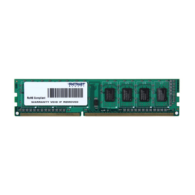 Patriot Memory 4GB PC3-12800 RAM-geheugen