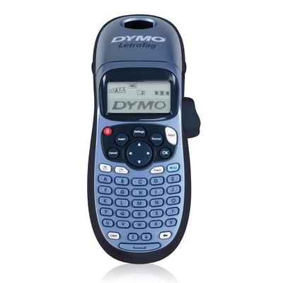 DYMO LetraTag LT-100H - ABC Labelprinter - Zwart, Blauw