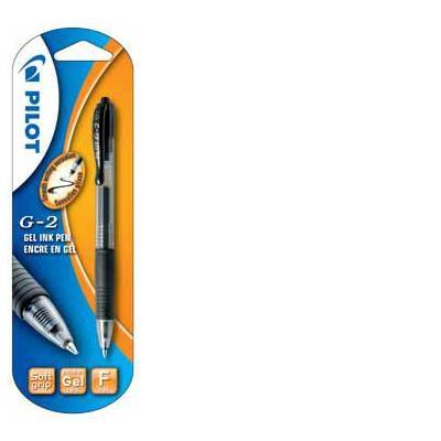 Pilot pen: BLIS GELPEN ZWART G2 M