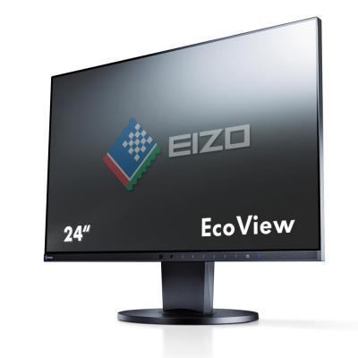 EIZO monitor: FlexScan EV2455 - Zwart