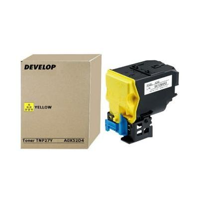 Develop Yellow, 4500 pages Toner - Geel