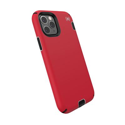 Speck Presidio Sport Mobile phone case - Zwart, Rood